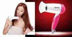 Gemei GM 1709 Hair Dryer slide 01