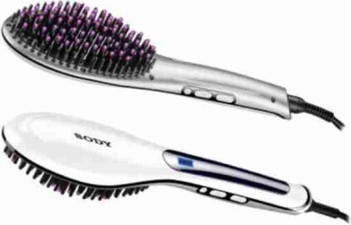 SODY Professional Hair Straightener Brush / Comb / Hair Straightening Brush SD5002