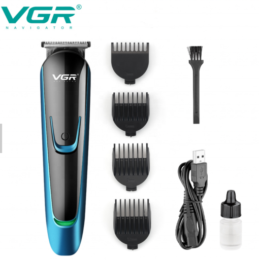 VGR V-183 Rechargeable Hair & Beard Trimmer / Clippers